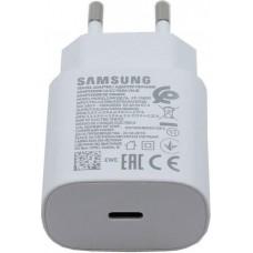 Samsung Super Fast Charger оригинално зарядно 220V, 25W, USB-C