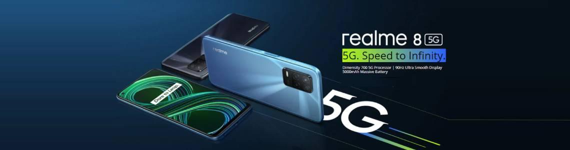 Realme 8 Pro 128GB 8GB RAM Dual