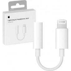 Оригинален Преходник/Адаптер Apple Lightning to Aux 3.5mm